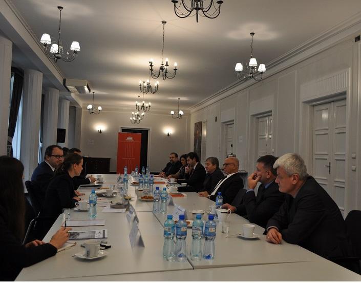 Spotkanie RPO z Najwyższą Radą Sądownictwa Portugalii