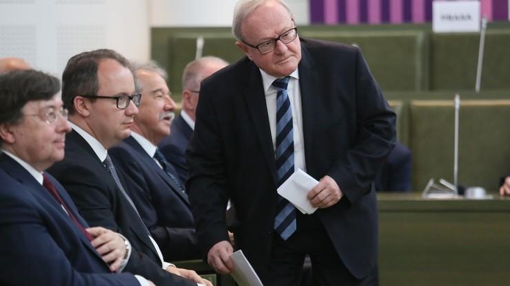 FOTO: Leszek Szymański, PAP. Adam Bodnar podczas Zgromadzenia Ogólnego Sędziów SN