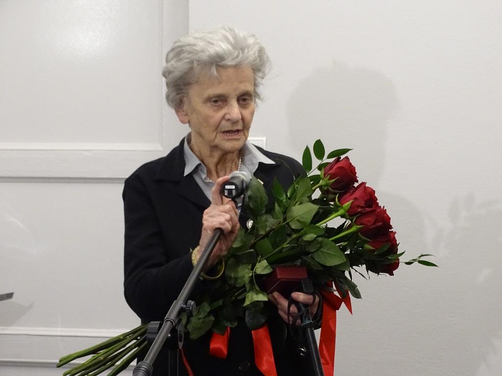 na zdjęciu Anna Jakubowska