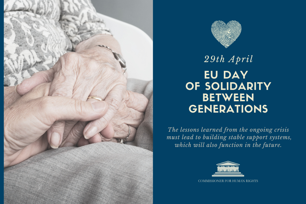 EU day of solidarity between generation