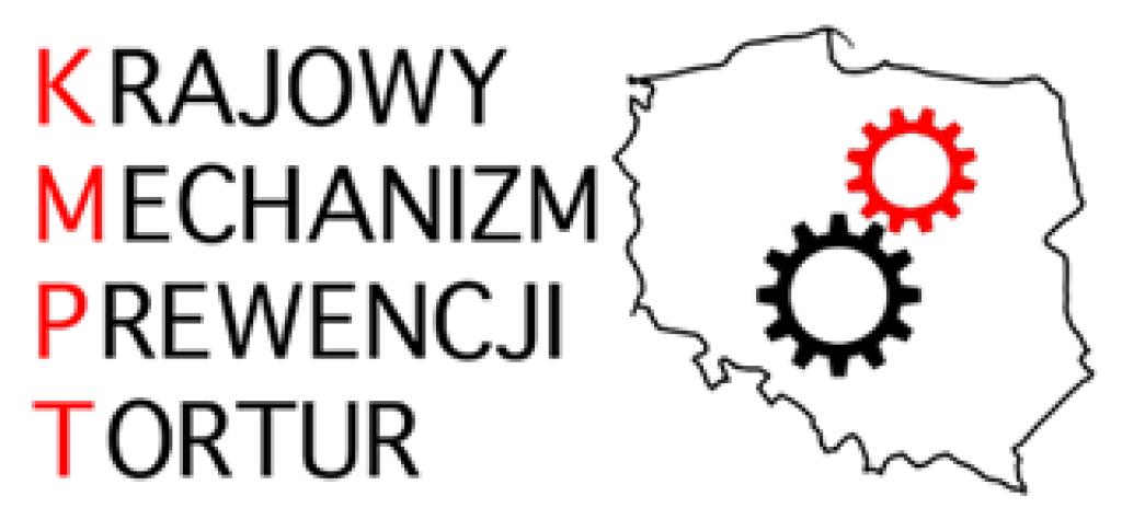 Logo z kołami zębatymi i obrysem Polski