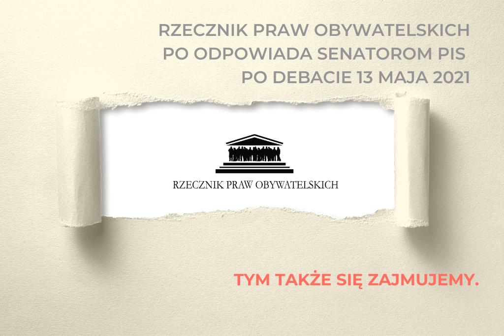Grafika: koperta zdrapka z wyłaniającym się logo RPO