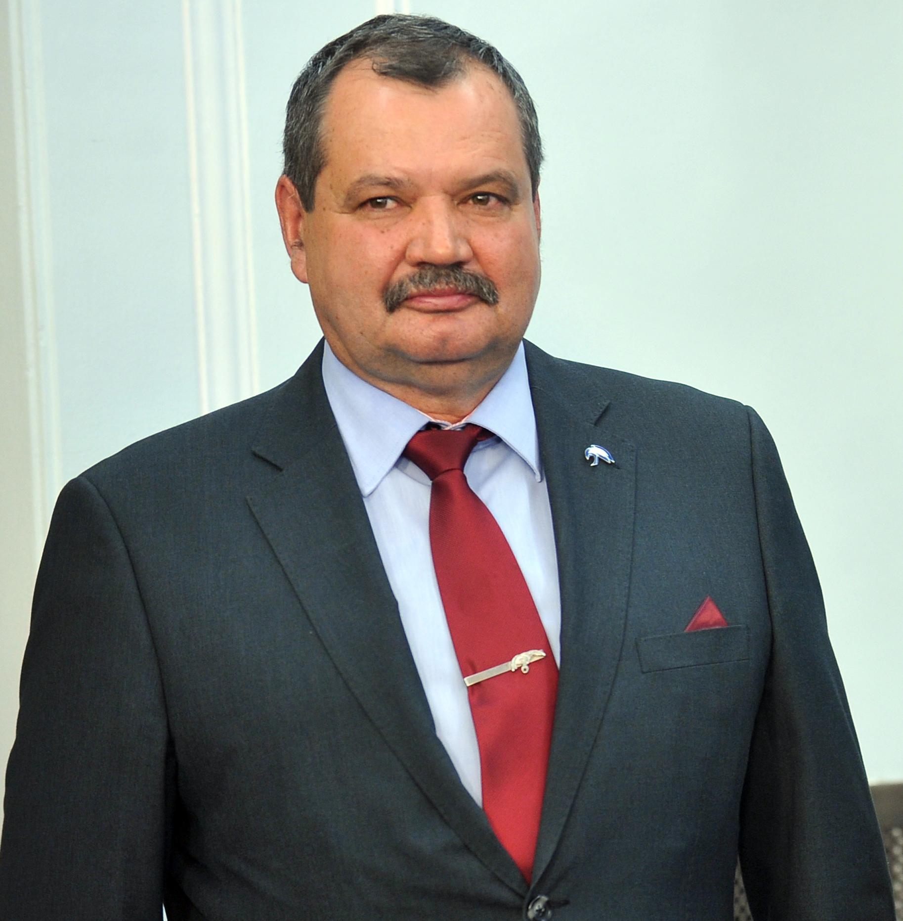 Na zdjęciu Zastępca RPO płk Krzysztof Olkowicz