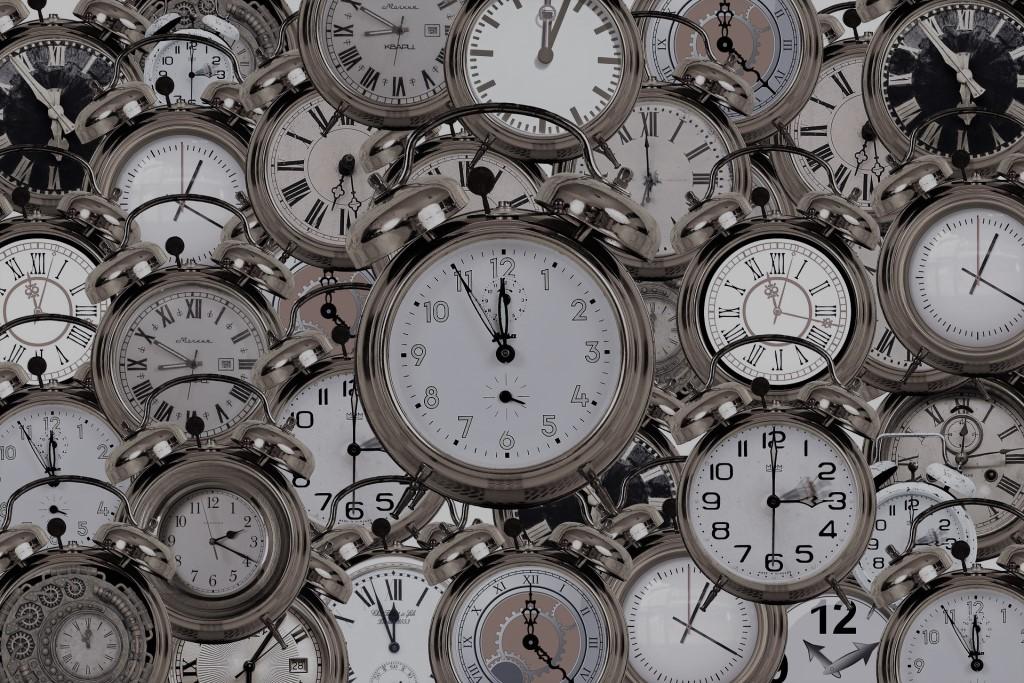 Zegary mierzą czas