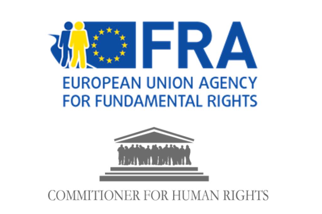 Loga Agencji Praw Podstawowych i RPO