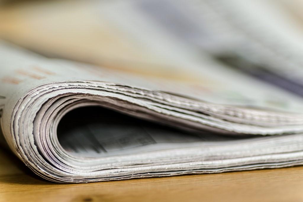 Złożona gazeta