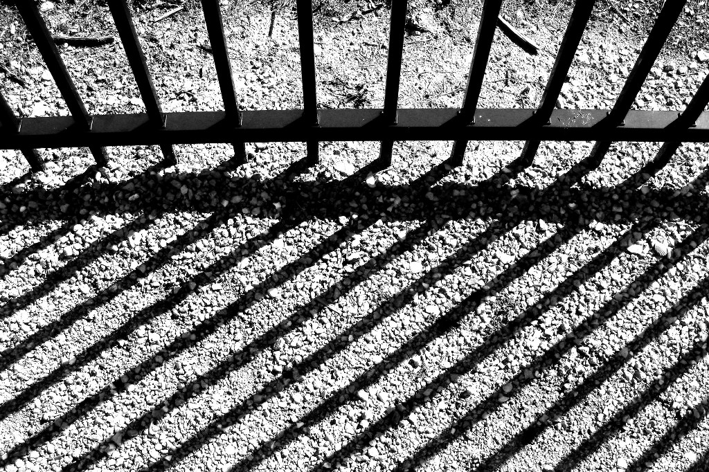 Zakratowana brama