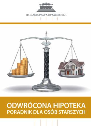 Okładka publikacji epub - Odwrócona hipoteka