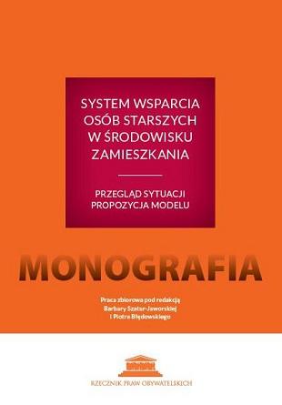 zdjęcie: pomarańczowa okładka z fioletowym kwadratem na którym widnieje biały tytuł