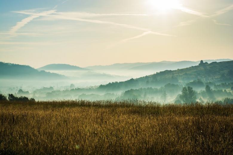 Krajobraz podgórski