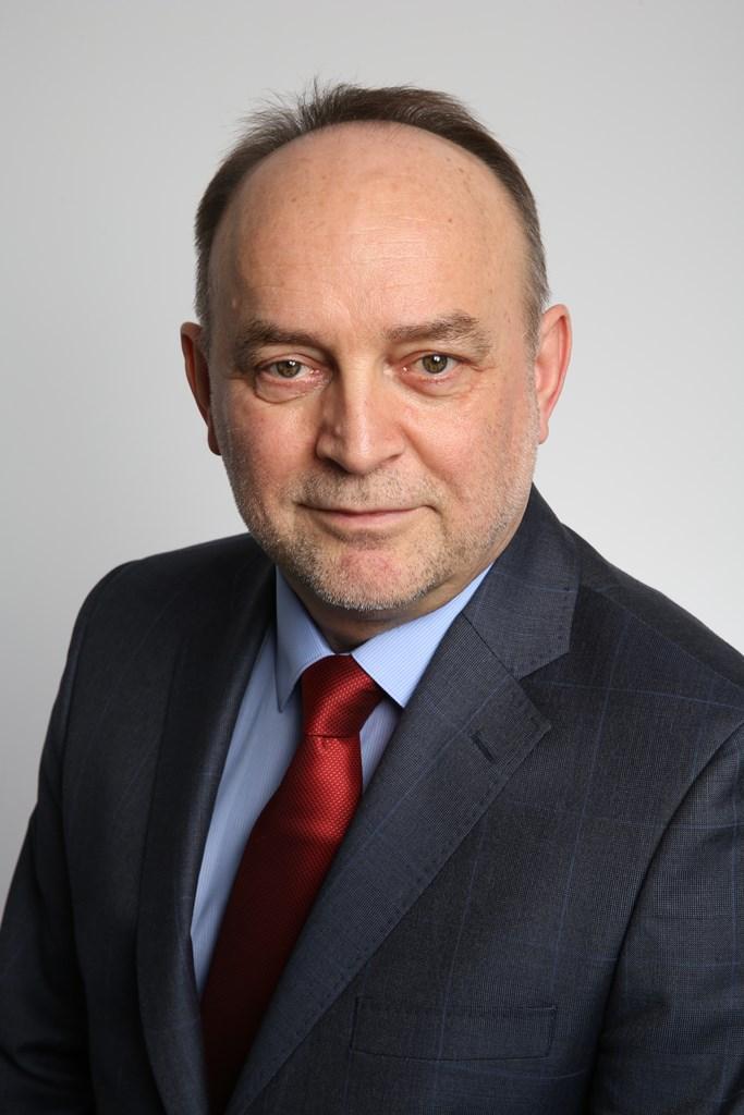 na zdjęciu Dyrektor Zespołu Kontaktów z Mediami i Komunikacji Społecznej Stanisław Ćwik