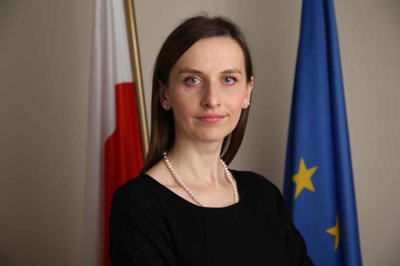 Zastępczyni rzecznika praw obywatelskich Sylwia Spurek