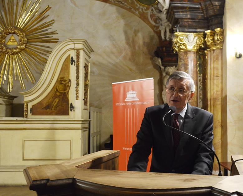 na zdjęciu Stanisław Trociuk