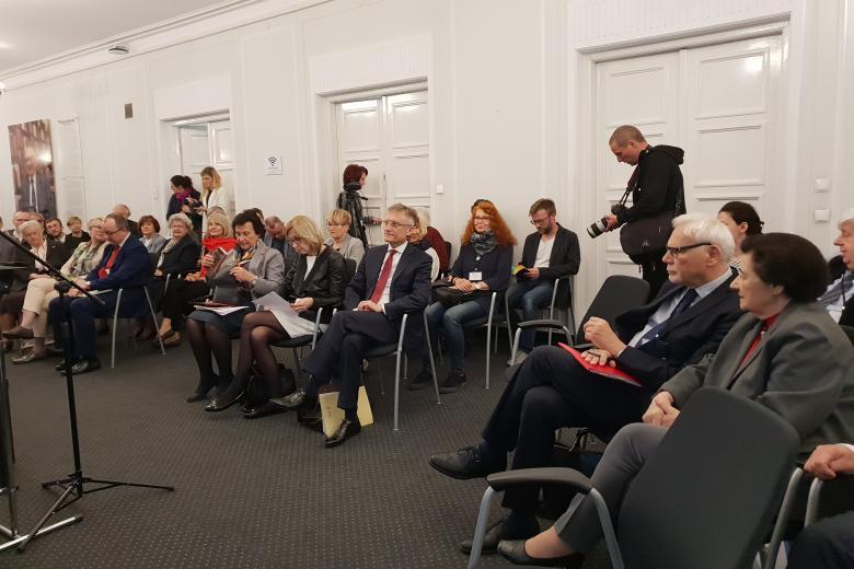 Konferencja nt. Karty Praw Podstawowych