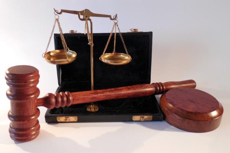 Waga jako symbol sądownictwa