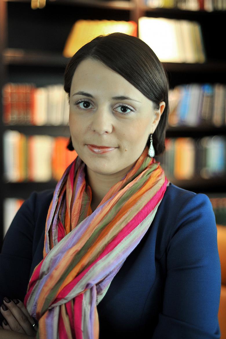 zdjęcie portretowe kobiety