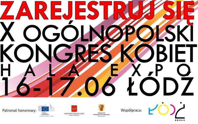 Plakat Kongresu Kobiet