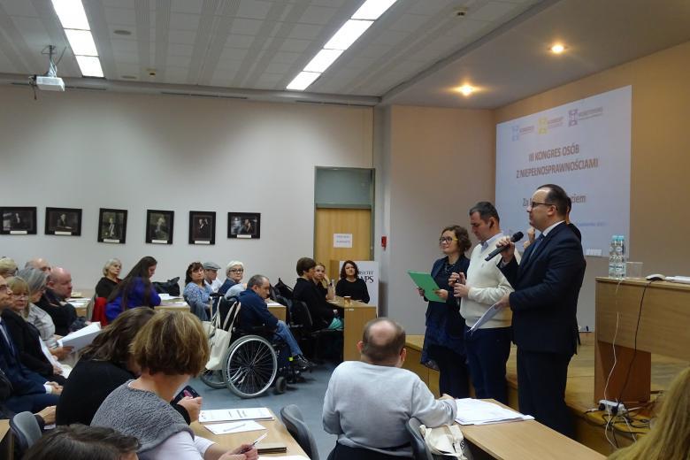 RPO podczas Kongresu Osób z Niepełnosprawnościami