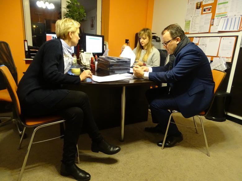 Adam Bodnar rozmawiał z Adrianą Porowską