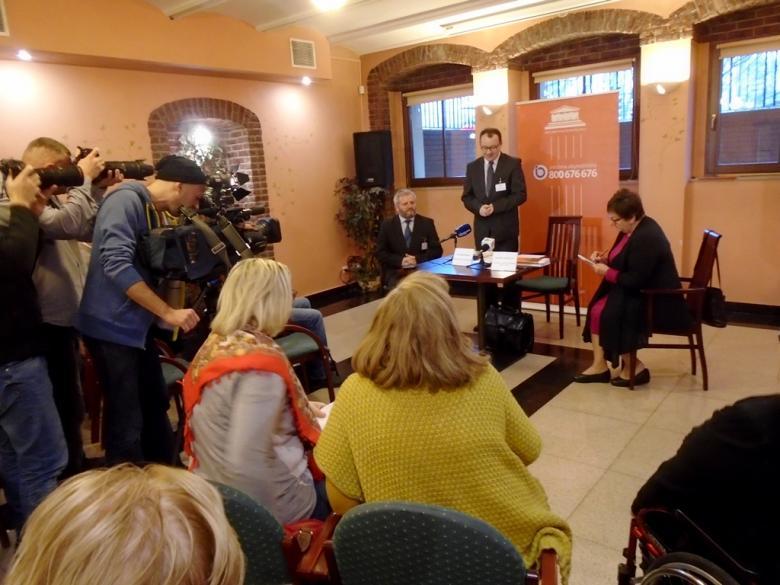 na zdjęciu uczestnicy spotkania w Szczecinie