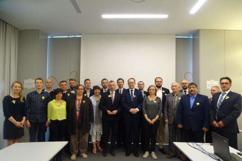 Spotkanie RPO z przedstawicielami mniejszości narodowych i etnicznych