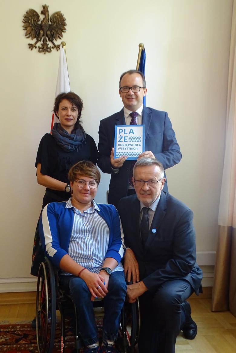 Spotkanie z przedstawicielkami Fundacji Machina w BRPO