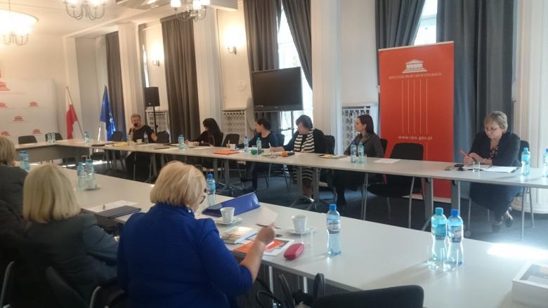 Posiedzenie Komisji Ekspertów ds. Osób Starszych
