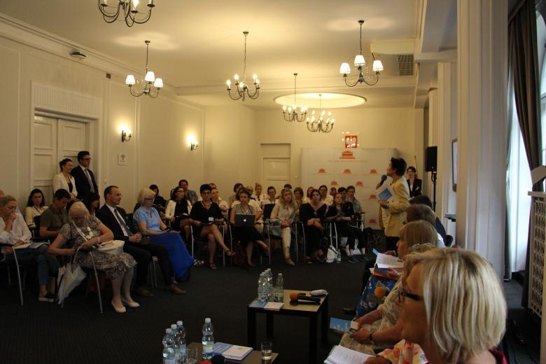 W Biurze RPO odbył się panel dyskusyjny nt. Standardów pomocy dziecku w sytuacji rozstania