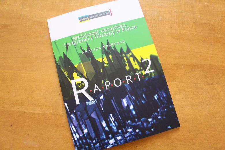 W BRPO zaprezentowano opracowany przez Związek Ukraińców w Polsce drugi raport pt. Mniejszość ukraińska i migranci z Ukrainy w Polsce. Analiza dyskursu.