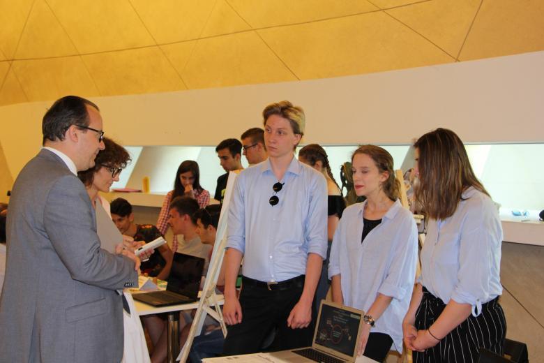 RPO rozmawia z młodzieżą