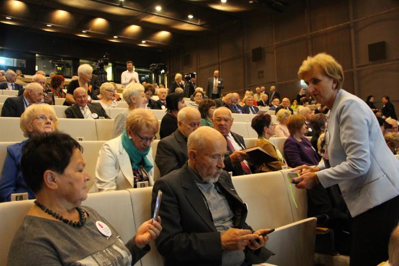 Posiedzenie Obywatelskiego Parlamentu Seniorów