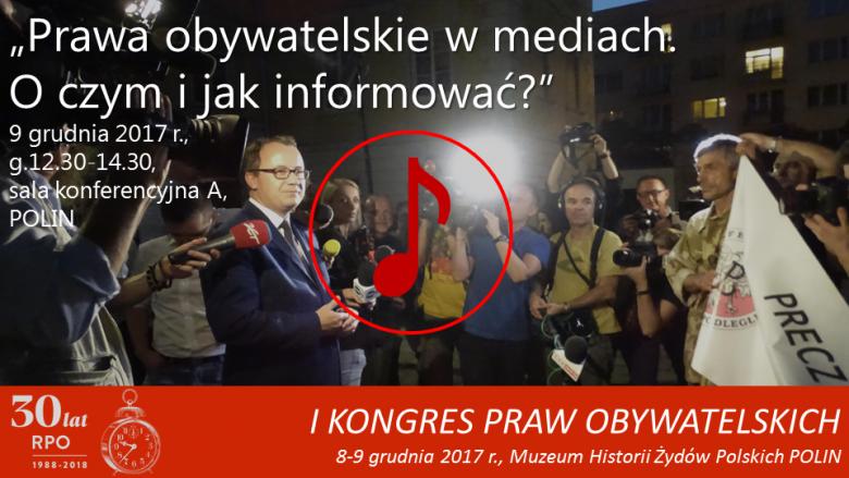 Mem ze zdjęciem Adama Bodnara i uczestników demonstracji, znak odtwarzania dźwięku
