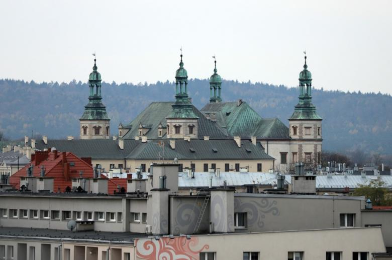 Widok miasta