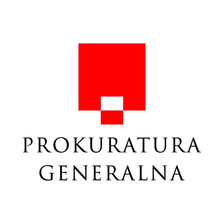 na zdjęciu logo Prokuratury Generalnej