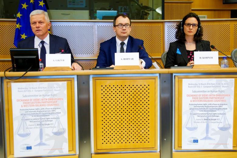 na zdjęciu uczestnicy szczytu, fot. PE