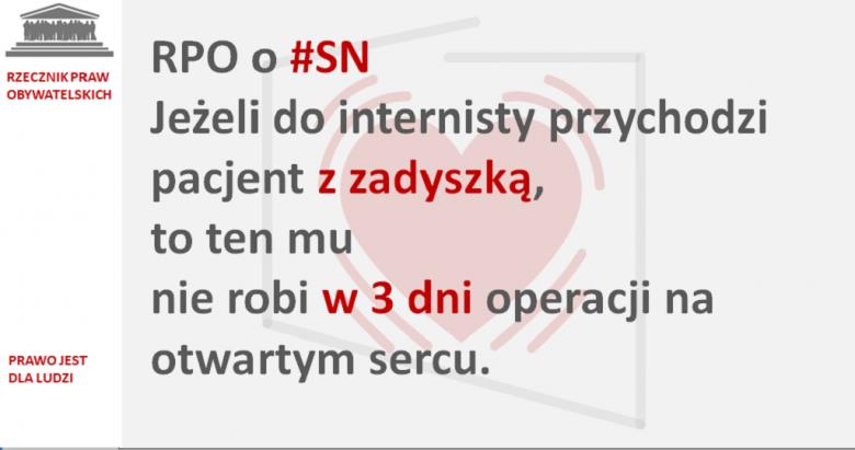 Grafika z zarysem Polski i sercem w tle