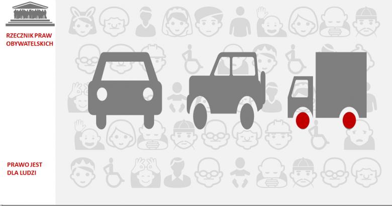 Grafika: różne typy pojazdów