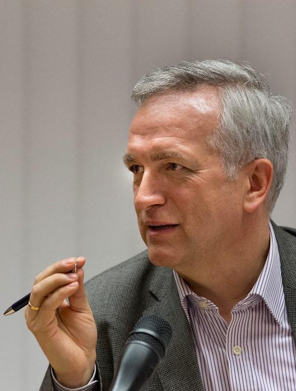 Na zdjęciu p. Zbigniew Nosowski