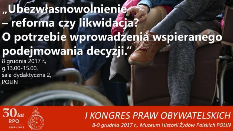 Mem ze zdjęciem koła wózka inwalidzkiego na tle siedzących chorych ludzi (twarzy nie widać)