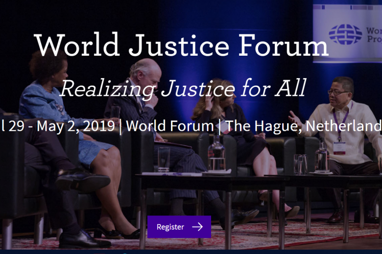 Strona Internetowa World Justice Forum