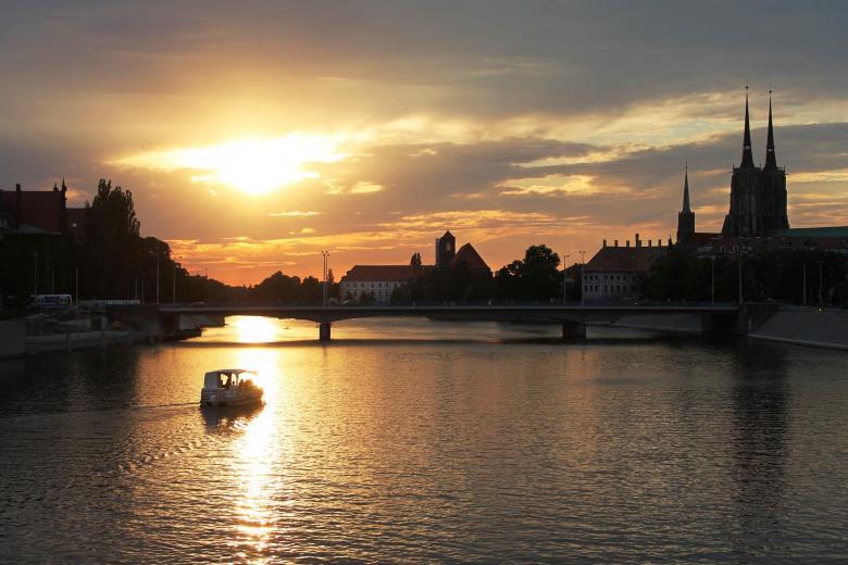 Miasto nad rzeką