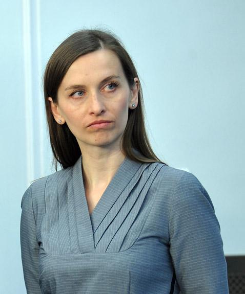 na zdjęciu dr Sylwia Spurek