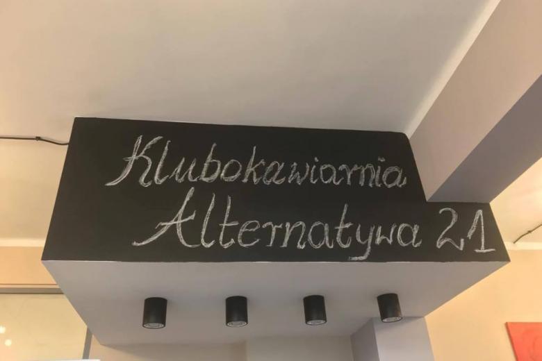Napis na ścianie