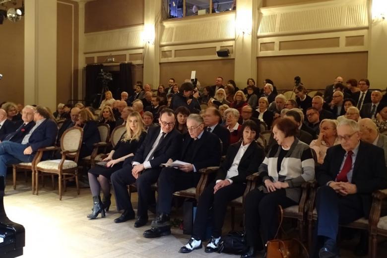 Zdjęcie: uczestnicy uroczystości