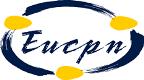 grafika: litery eucpn wpisane w niebieskie koło, na okręgu 3 żółte kropki