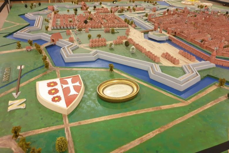 model miasta
