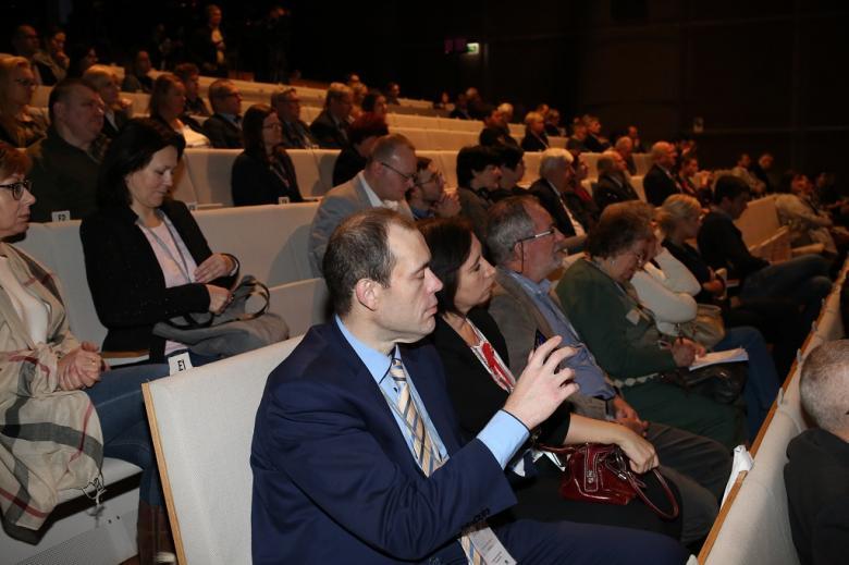 Publiczność na widowni