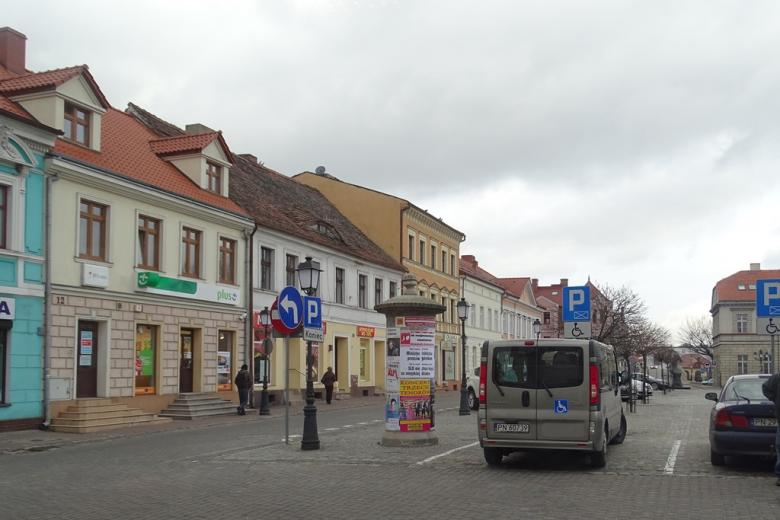 Rynek w mieście