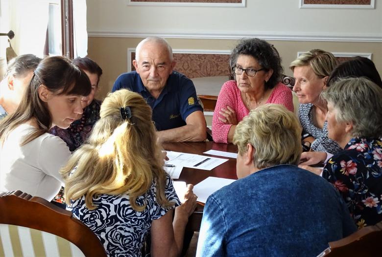 Warsztaty prawne dla seniorów w Żyrardowie