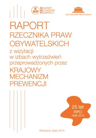 Biała okładka z pomarańczowym tytułem
